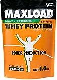 パワープロダクション マックスロード ホエイプロテイン チョコレート味 1.0kg