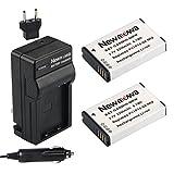 Newmowa P11P15-04-N02 電池や充電器 は Garmin VIRB,VIRB ELITE,MONTANA 600,650,650Tを適用している