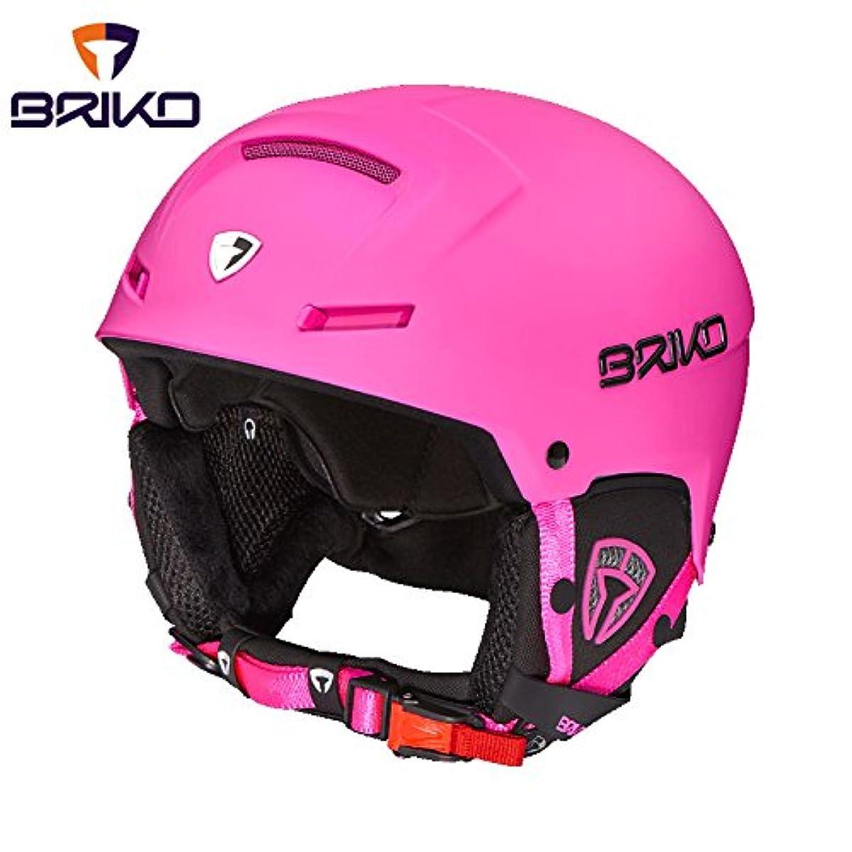 [해외] BRIKO(브리고)FAITO 프리 라이드 스키 헬멧 맨즈 레이디스 967(매트 rhodamine) 20001M0-