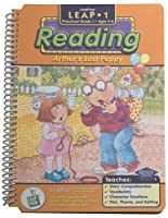 LeapPad: Leap 1 Reading - Arthur's Lost Puppy Interactive Book and Cartridge [並行輸入品]