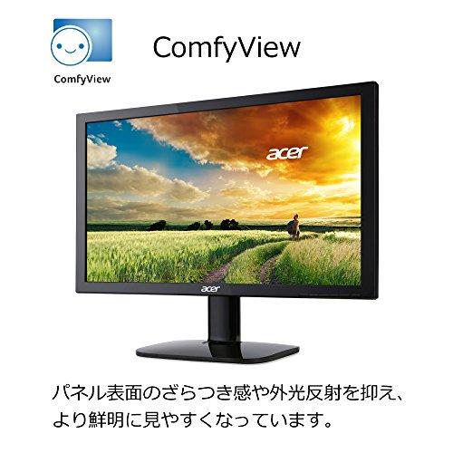 『Acer ディスプレイ モニター KA270Hbid 27インチ/フルHD/4 ms/HDMI端子付』の2枚目の画像