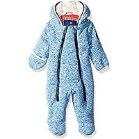 Ben Sherman Baby Boys' Sweater Fleece Pram, Heather