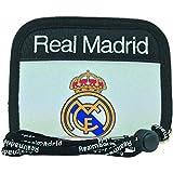 Real Madrid ラウンドウォレット ブラック RM-002