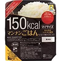 大塚食品 マイサイズ マンナンごはん 140g×24個