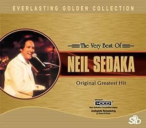 The Very Best Of NEIL SEDAKA Original Greatest Hit [CD] SICD-08033