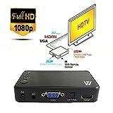 QcoQce ウルトラ メディアプレーヤー パソコン&メモリの動画を大画面テレビ HDMI出力で高画質 MP023-F10