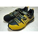 ダンロップ 安全靴 マグナムST302 (26.0cm, イエロー)