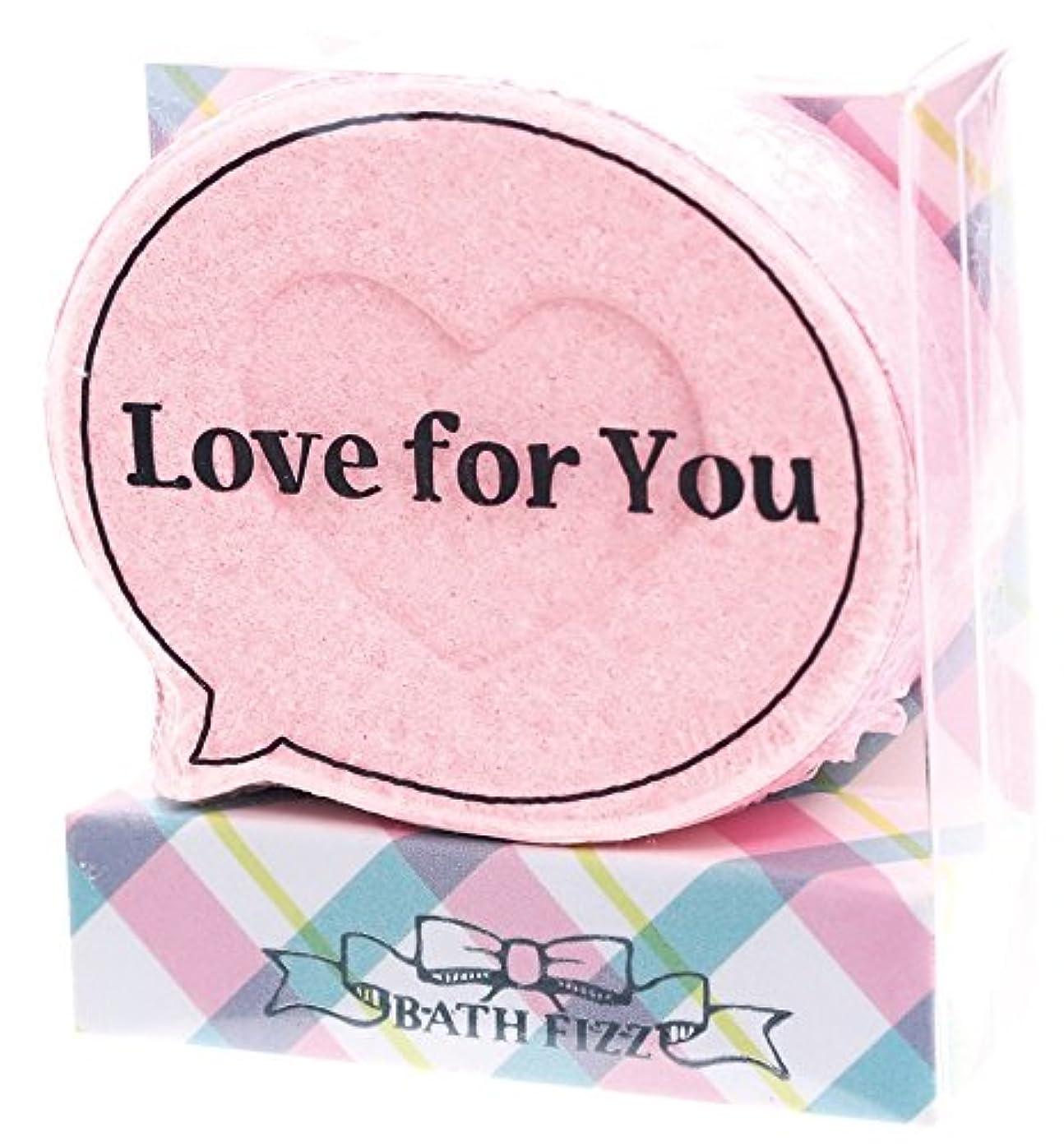 鼓舞するシングルクリックノルコーポレーション 入浴剤 メッセージフィズ2 30g バラ ピンク OB-MSF-2-4
