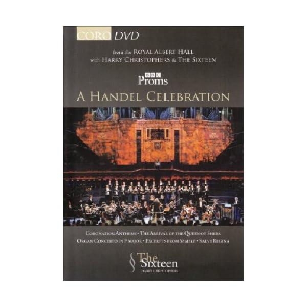 Handel Celebration [DVD]...の商品画像
