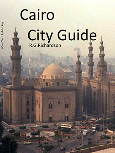 Cairo City Guide (City Travel Series Book 89) (English Edition)