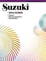 Suzuki Viola School: Piano Accompaniments (Suzuki Method Core Materials)
