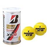 BRIDGESTONE(ブリジストン) テニスボール(2個入り) XT8
