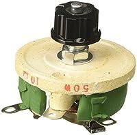 50W 10オームセラミックポテンショメータ可変テーパーポット抵抗器レオスタット