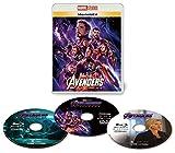 アベンジャーズ/エンドゲーム MovieNEX [ブルーレイ+DVD+デジタルコピー+MovieNEXワールド] [Blu-ray] 画像