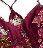レディース しっとりサマードレス AE Sweet Printed Sundress 【レッド・サイズ2】並行輸入品 アメリカンイーグルアウトフィッターズ画像④