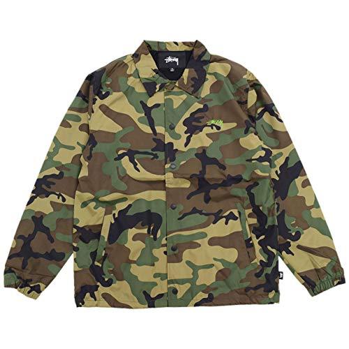 [ステューシー] STUSSY ジャケット メンズ Camo ...