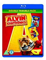 Alvin & The Chipmunks/Alvin & The Chipmunks: Squea [Blu-ray] [Import]