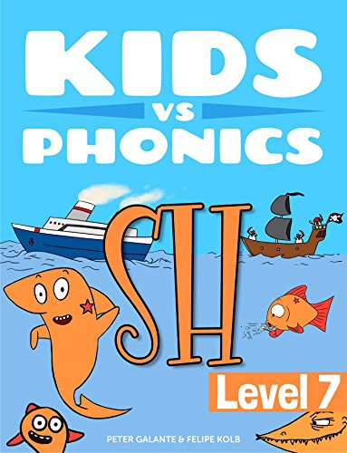 Learn Phonics: sh - Kids vs Phonics (English Edition)