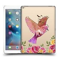 Head Case Designs Pink カラフルバード iPad Pro 12.9 (2015) 専用ハードバックケース