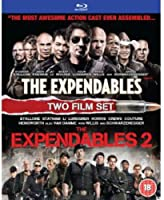Expendables 1 & 2 [Blu-ray] [Import]