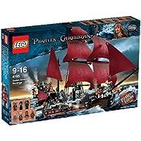 レゴ (LEGO) パイレーツオブカリビアン アン王女の復讐号 4195
