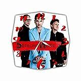 Depeche Mode 11'' 壁時計(デペッシュモード)あなたの友人のための最高の贈り物。あなたの家のためのオリジナルデザイン