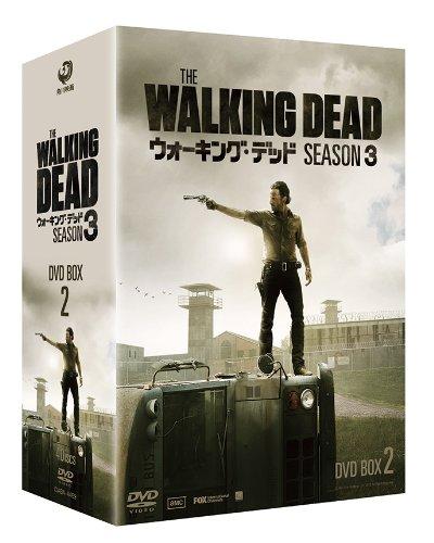 ウォーキング・デッド3 DVD BOX-2の詳細を見る
