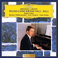 Tamas Vasary - Chopin: Piano Concertos No.1 & No.2 [Japan LTD CD] UCCG-5048 by Tamas Vasary
