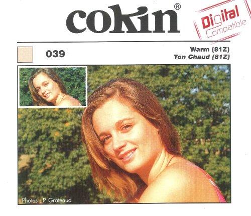 Cokin 角型レンズフィルター A039 ウォーム 81Z 67×72mm 色彩効果用 167313