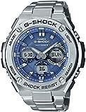 [カシオ]CASIO 腕時計 G-SHOCK G-STEEL 世界6局対応電波ソーラー GST-W110D-2AJF メンズ