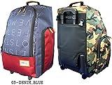 16-17 eb's (エビス) CONTAINER WHEEL 03-DENIM_BLUE エビス コンテナー・ウィール ブーツケース