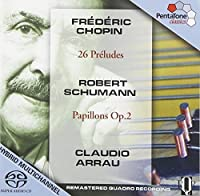 Complete Preludes by CHOPIN / SHUMANN (2007-01-30)