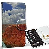 スマコレ ploom TECH プルームテック 専用 レザーケース 手帳型 タバコ ケース カバー 合皮 ケース カバー 収納 プルームケース デザイン 革 写真・風景 写真 谷 川 008849
