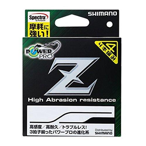 シマノ(SHIMANO) PEライン パワープロ Z 200m 1.2号 イエロー PP-M62N
