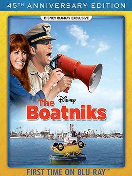 Disney The Boatniks blu-ray