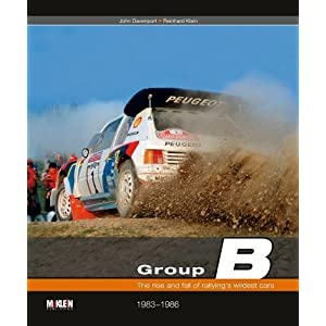Group B: The rise and fall of rallying's wildest cars