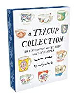 A Teacup Collection Notes: 20 Different Notecards and Envelopes (Stationery)