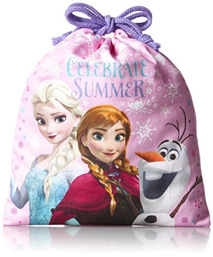 [ディズニーバッグ] DISNEY BAG Disney アナと雪の女王 巾着 小