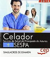 Celador : Servicio de Salud del Principado de Asturias, SESPA. Simulacros de examen