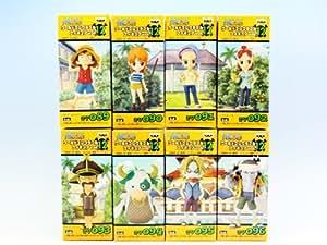 ワンピース ワールドコレクタブルフィギュアvol.12 ONE PIECE アニメ バンプレスト(全8種フルコンプセット