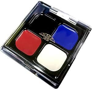 三善 クラウンカラー アソート1(014021) 黒・青・赤・白