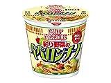 日清食品 カップヌードル パスタスタイル 彩り野菜のペペロンチーノ 90g×12個 -