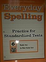 Spelling Practice for Standardized Test Gr.6