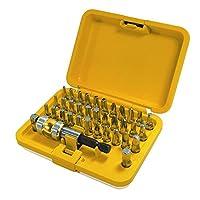 (業務用3個セット) TRAD 電動ビットセット/作業工具 【36個入り】 コンパクト アルミ軽量ケース LT36 〔DIY用品 工作 趣味〕 ds-1811491