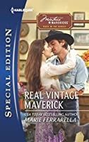 Real Vintage Maverick (Harlequin Special Edition: Montana Mavericks Back in the Saddle)