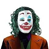 ジョーカー JOKER マスク コスプレ 映画 ホアキン 仮面 仮装 ハロウィン 被り物