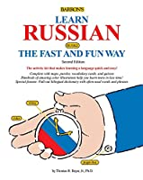 Learn Russian the Fast and Fun Way (Barron's Fast and Fun Foreign Languages)