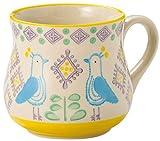 丸和貿易 マグカップ 北欧風 ピエネネカフェ バード 600146701