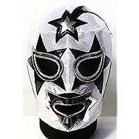 スペル?アストロ(Hi-GradeセミプロFDXマスク)銀プンティーニ/黒?銀
