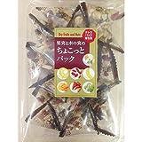 内山藤三郎商店 果実と木の実のちょこっとパック 180g